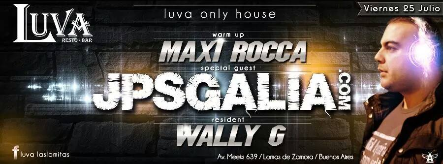 luva only house