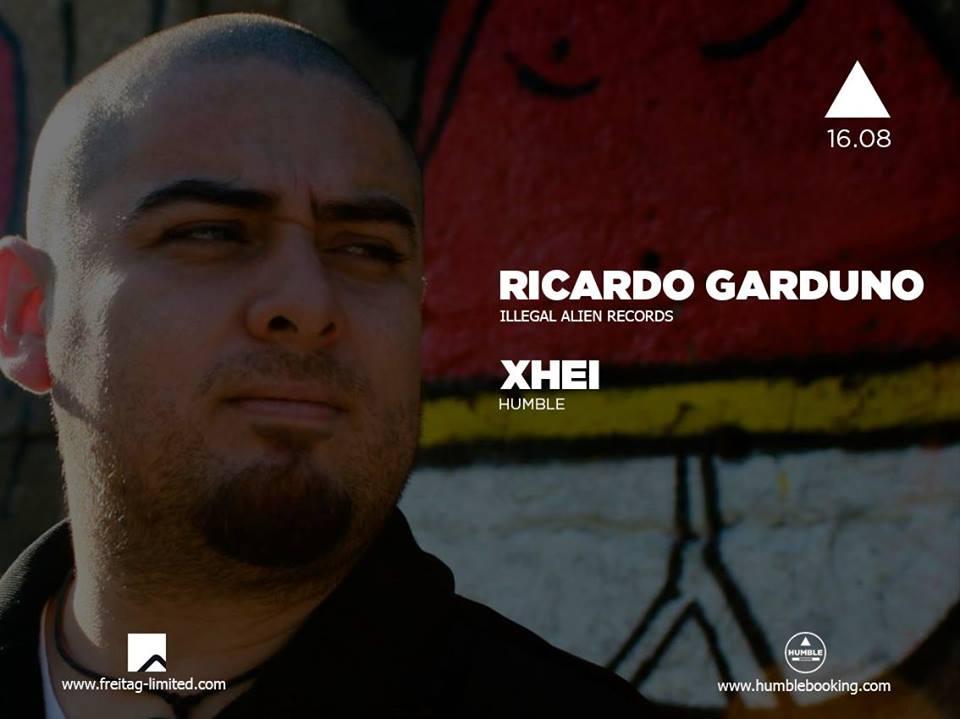 Ricardo garduno-Under club