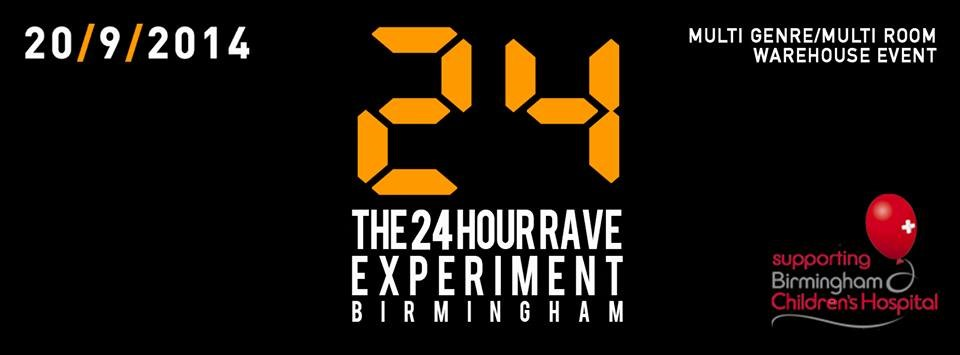 The 24hr Rave Experiment