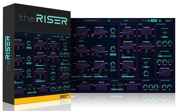 The Riser - AIR Music Technology