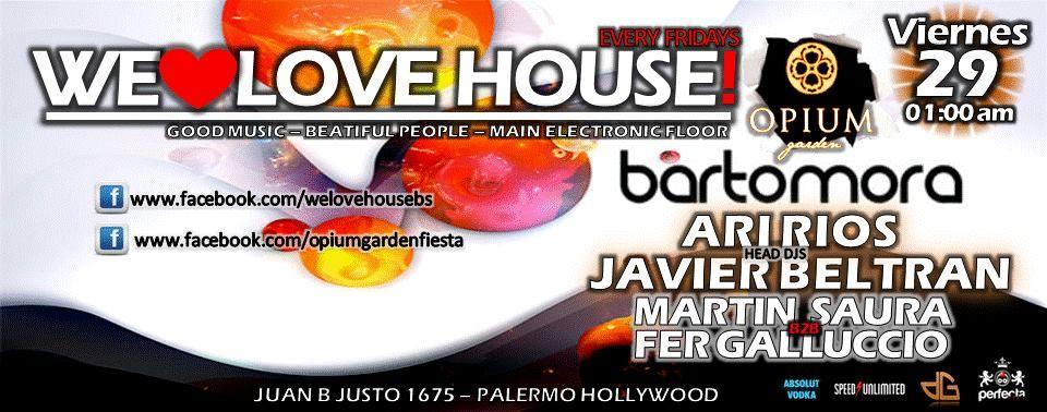 We love house 29.08