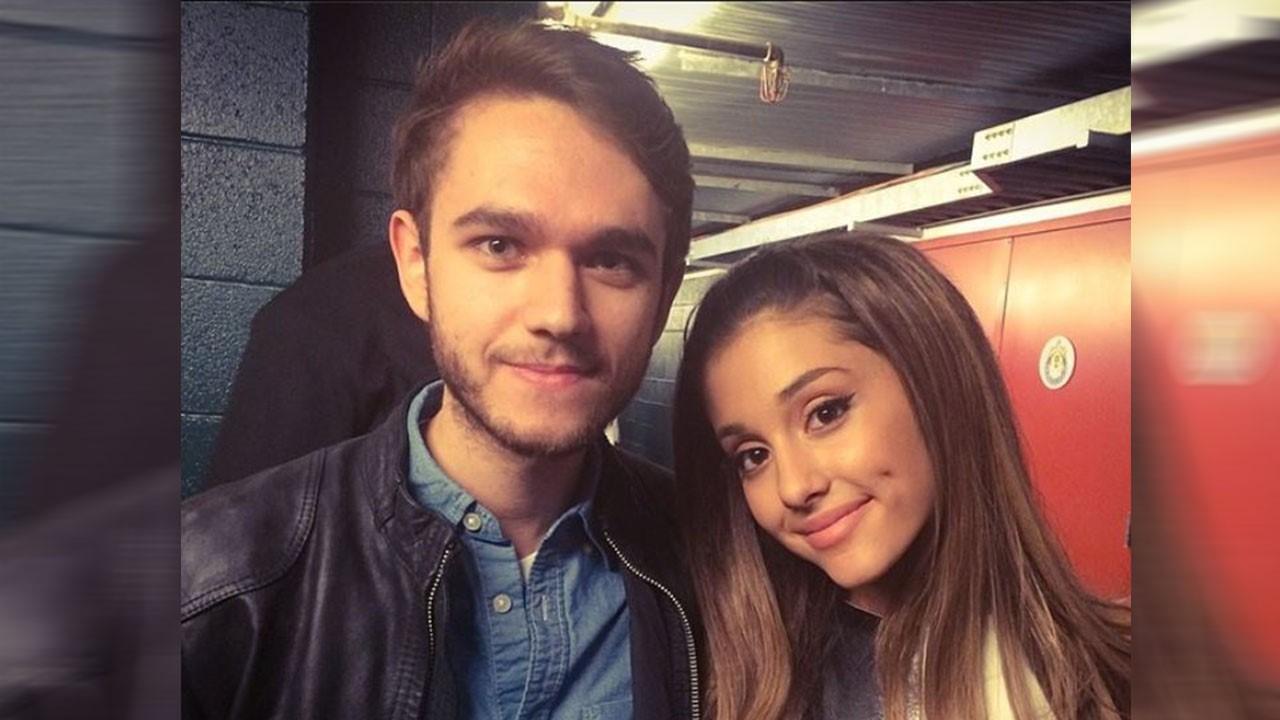 zedd & Ariana Grande