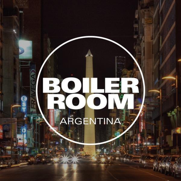 Boiler Room Argentina