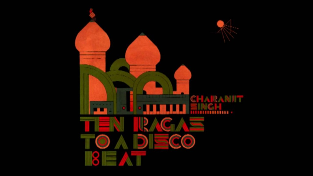 10 ragas to a disco beat