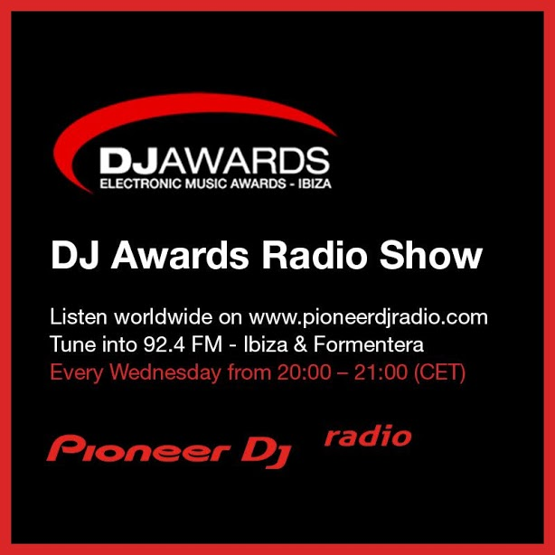 DJ Awards Radio Show General