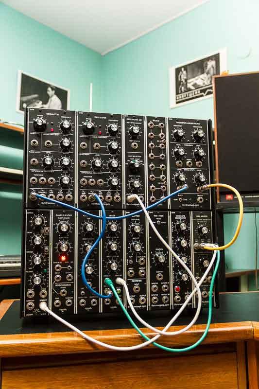 Sinte Modular Escuela SONICA de Música Electrónica