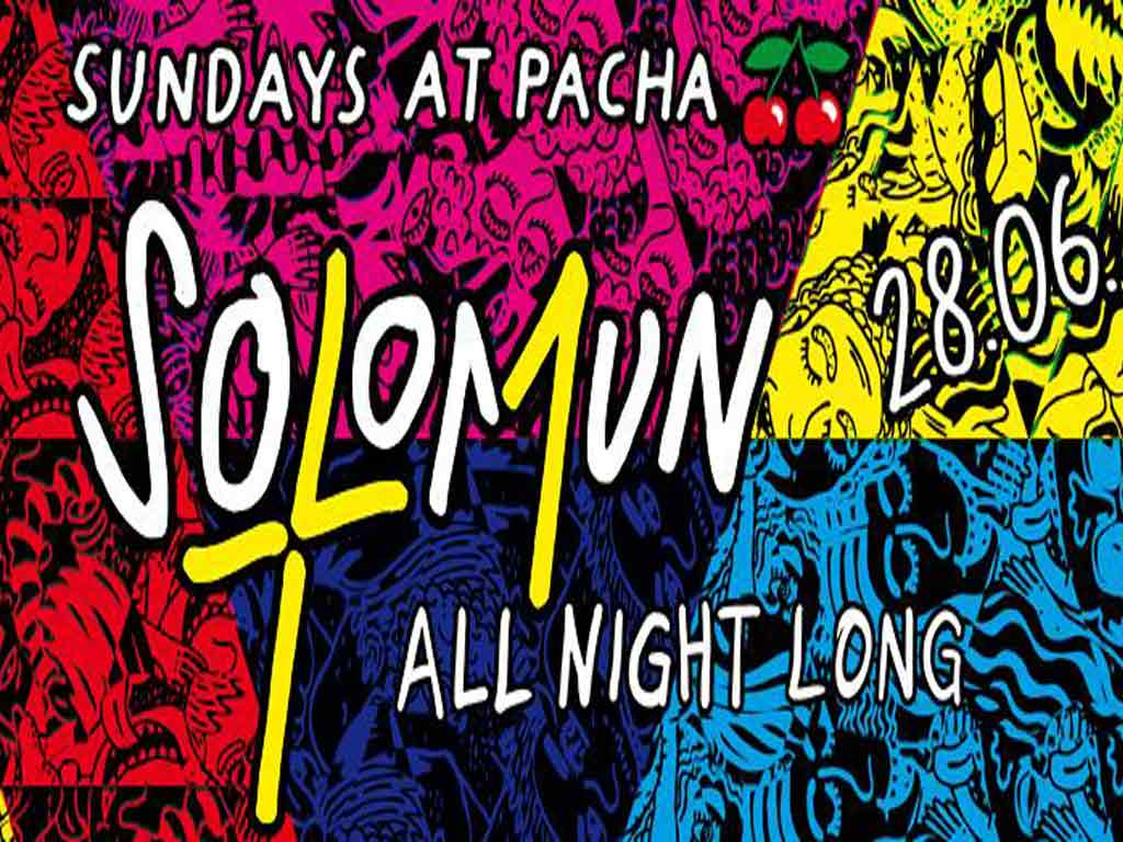 cortesía: Solomun Facebook Official