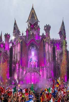 Cortesía: Tomorrowland.com