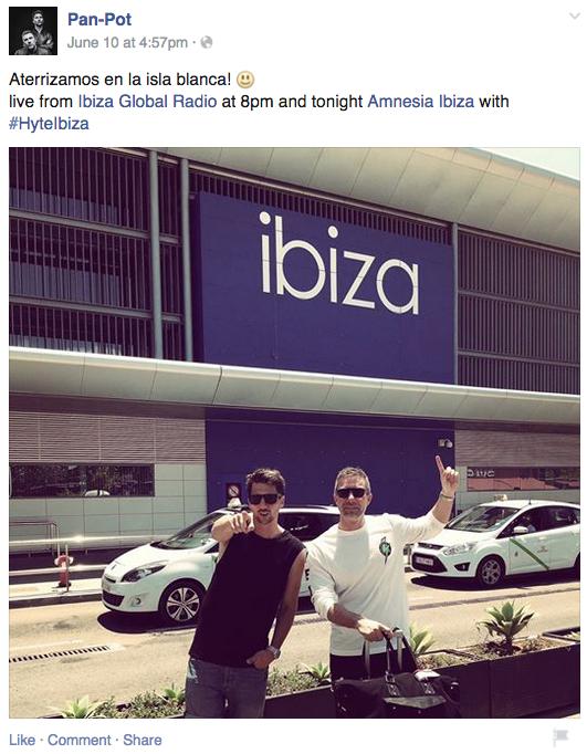 5 Ibiza