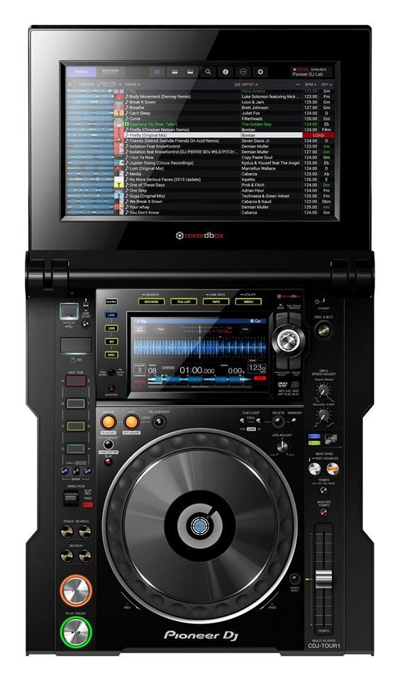 Vía Facebook Oficial Pioneer DJ