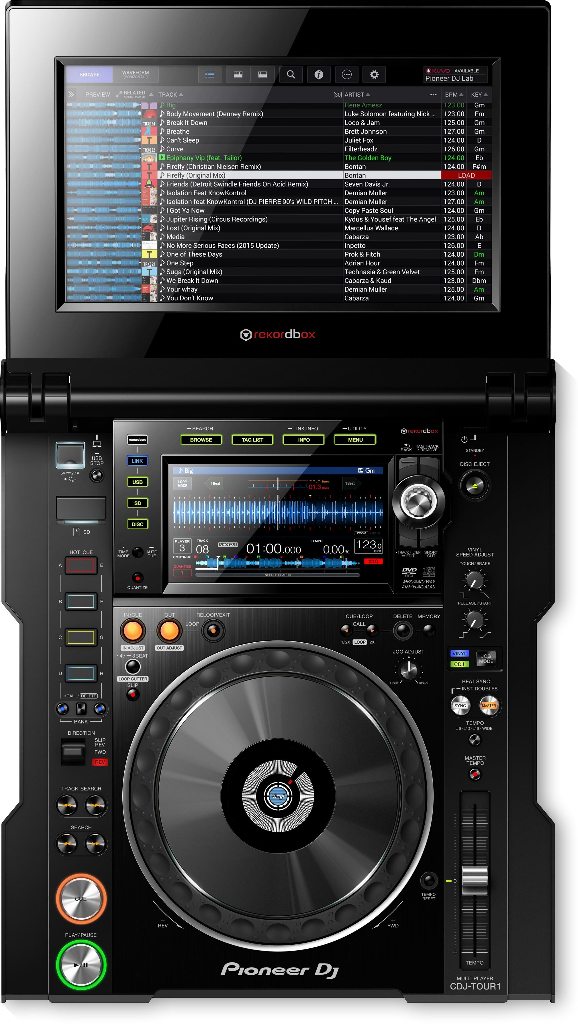 Vía Pioneer DJ