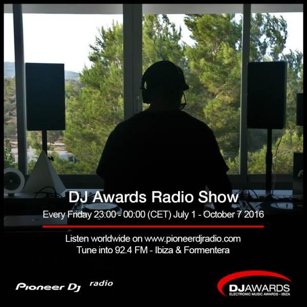 DJ Awards Radio 2016