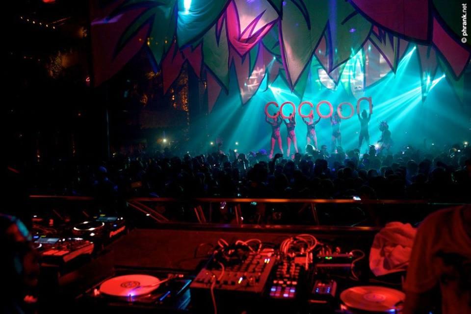 Cortesía: Cocoon Club Ibiza Facebook Official