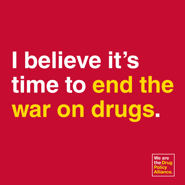 Cortesía: Drug Policy Alliance Facebook Official