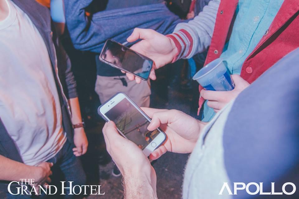 Vía Facebook Oficial de The Grand Hotel