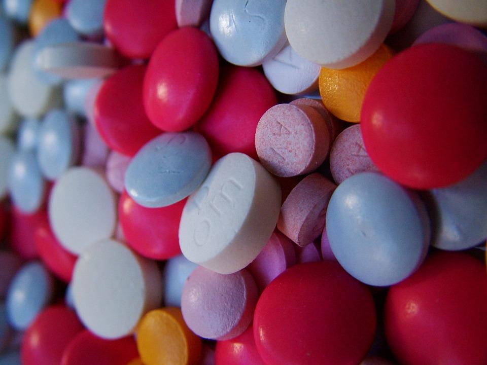 pildoras de drogas