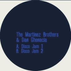 Disco Jam Portada