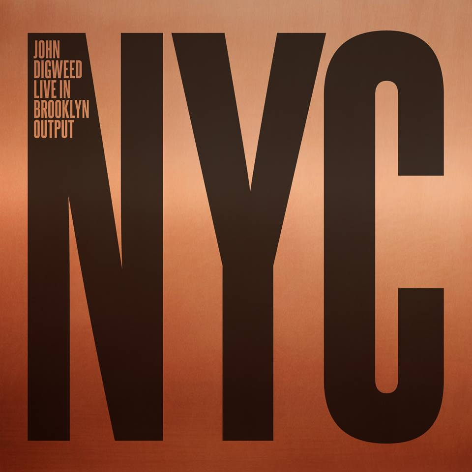 'Live In Brooklyn, Output NYC'