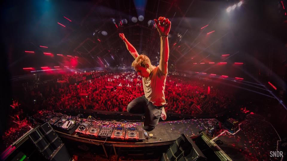 Armin Van Buuren en el Ultra Music Festival 2017