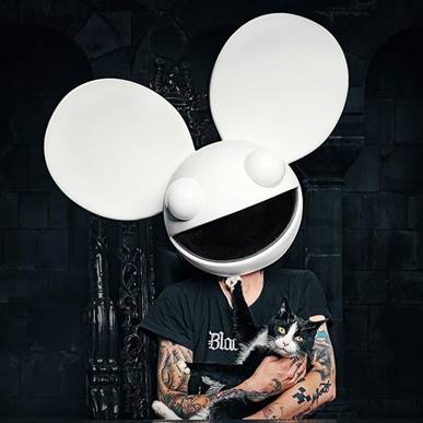 Deadmau5 techno