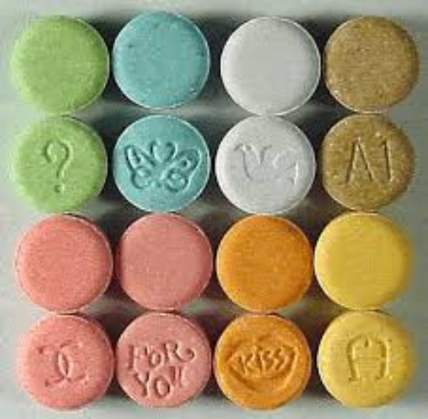 extasis pastillas