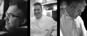 Chefs Reconocidos Estrella Michelin en el sonar 2017