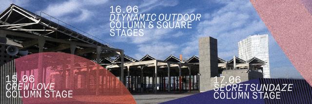 Locacion fiestas OFF at Forum 2017