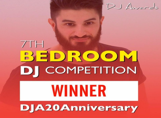 Ganador Bedroon Dj Competition 2017